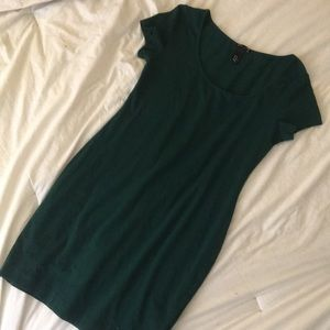 Scoop Neck Bodycon Dress NWOT